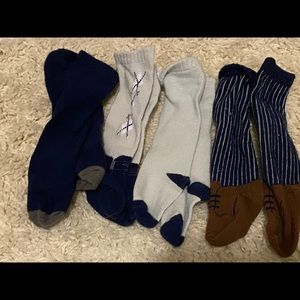 NWOT long (knee length) socks
